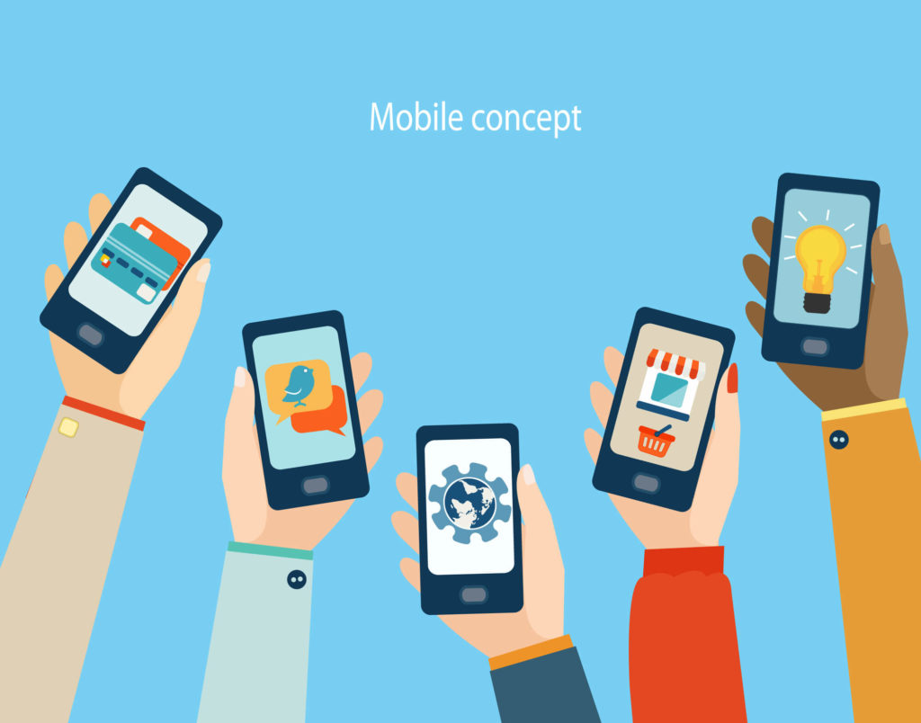 mobile app uder friendly