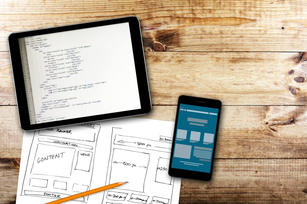How to create a stunning wireframe