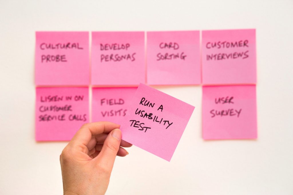 Where to start usability testing